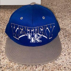 Other - Vintage Kentucky Wildcats SnapBack Hat